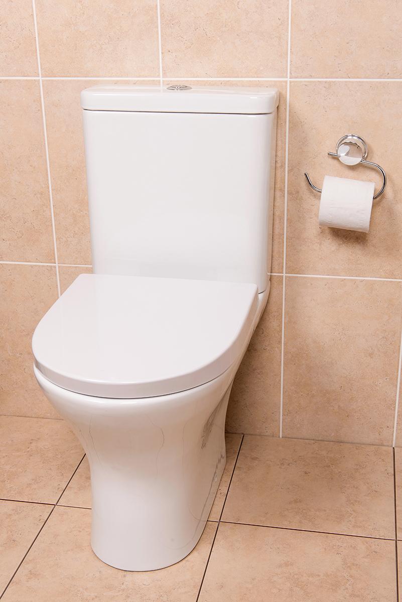 Soft close toilet Bathroom Takeaway