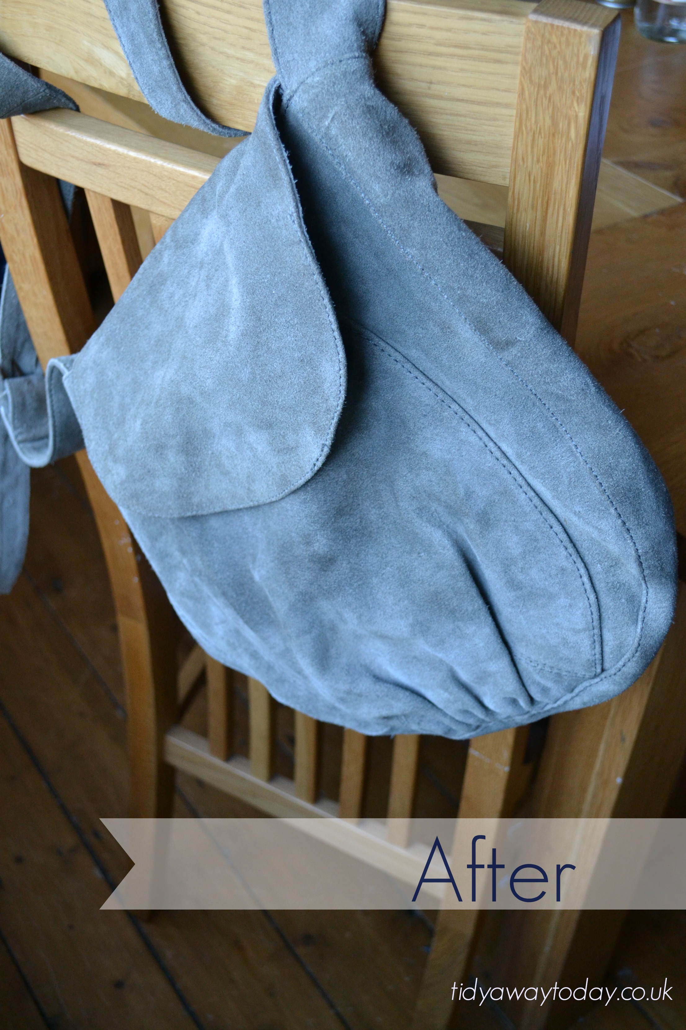 how to get stains out of suede