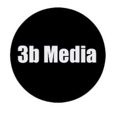 Want to Collaborate with us? Click the 3b Media logo.
