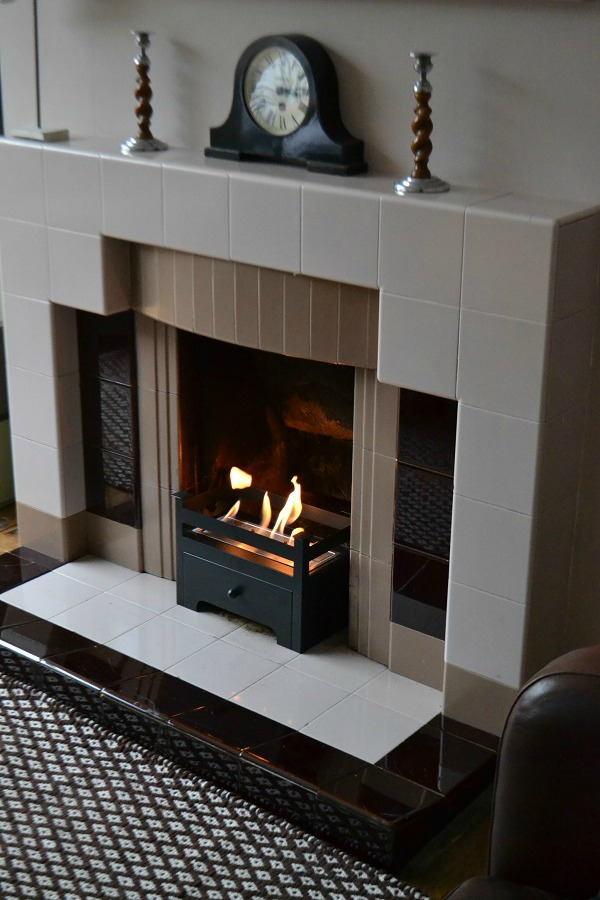 If you have been looking for a hassle free fire feature for a redundant fireplace in your home