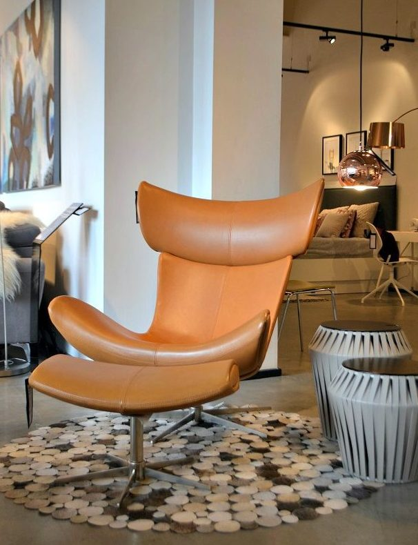 BoConcept Leather Armchair