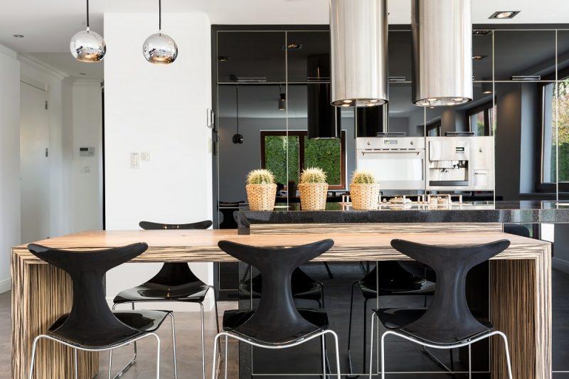 Home interiors cactus trend