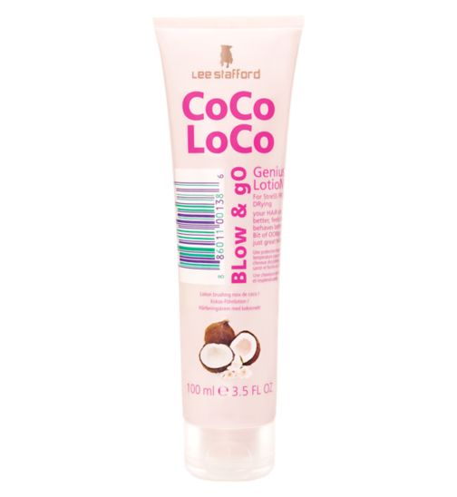 Coconut hair products