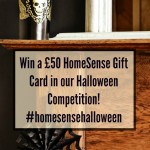 Halloween Instagram Competition – Win a £50 Gift Card from HomeSense