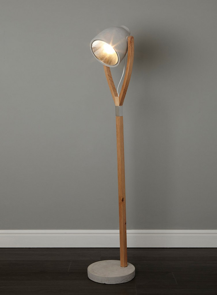 Bhs Lighting Floor Lamps: Concrete1. Lena Floor Lamp ...,Lighting