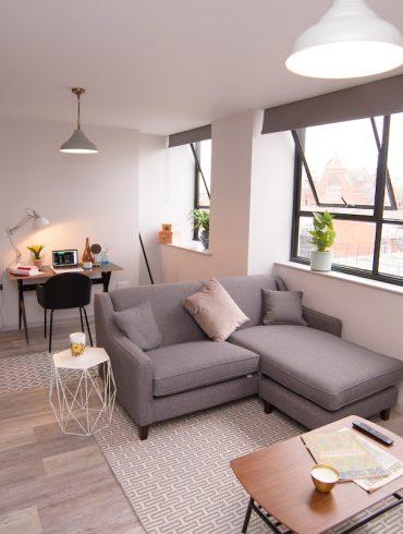 Manchester city centre apartment