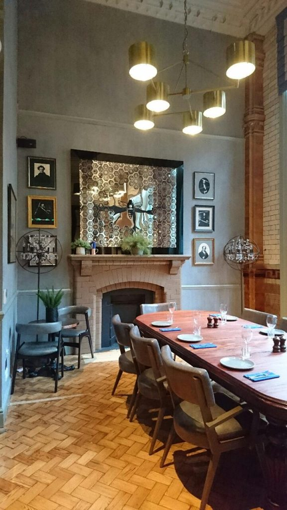 Private Dining at The Refuge