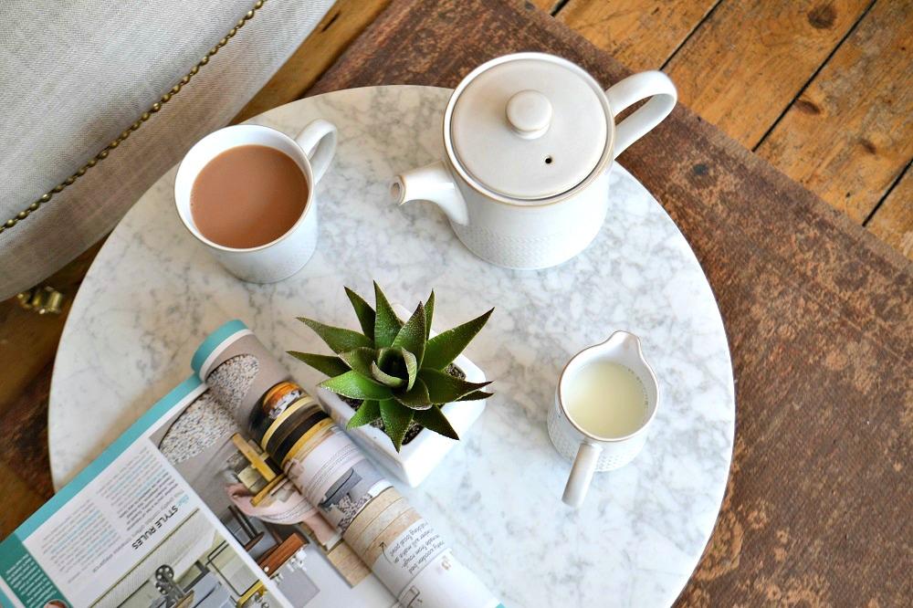 Denby afternoon tea