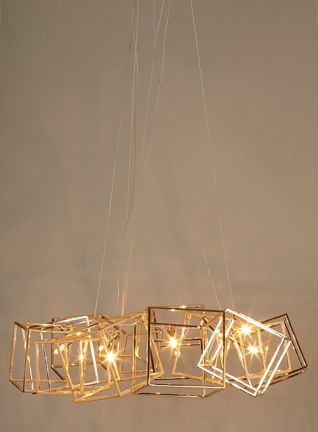 Bhs Gold Wall Lights : Dexter 9 - #tidylife