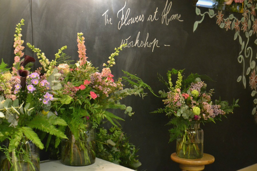 Learn flower arranging Manchester