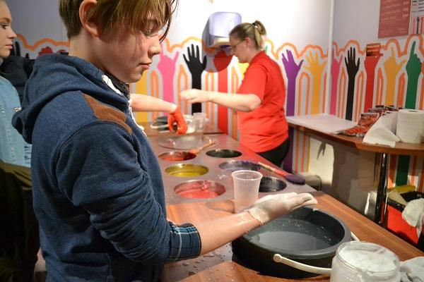 Hand wax Alex