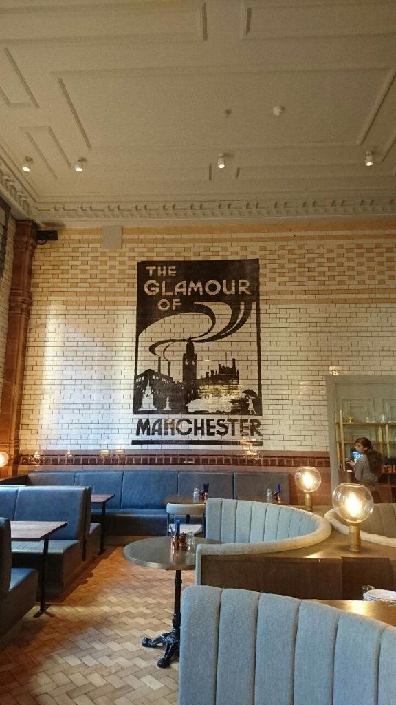 Inside the Refuge Manchester