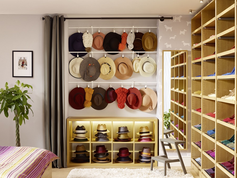 Creative storage solutions