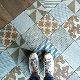A Week On My Feet #ihavethisthingwithfloors