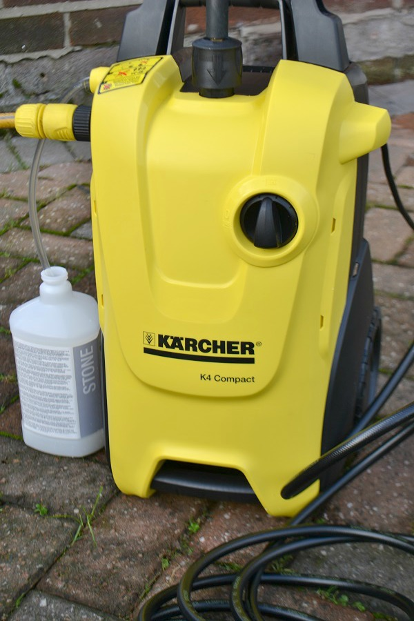 review karcher pressure washer k4 compact home tidylife. Black Bedroom Furniture Sets. Home Design Ideas