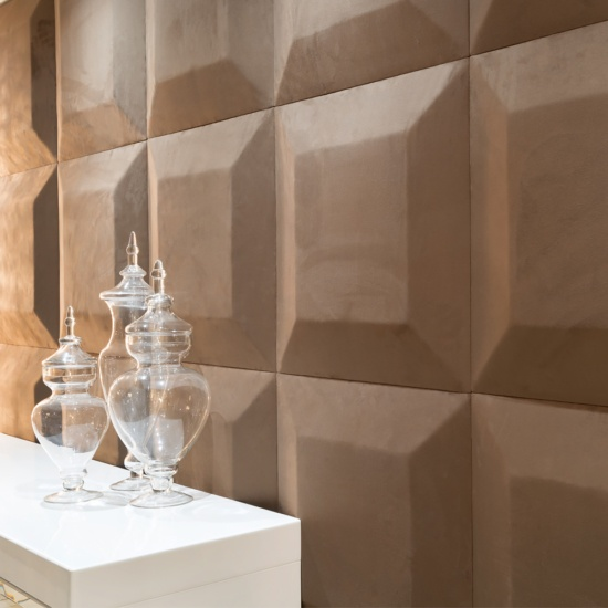 Hotel style wall panel