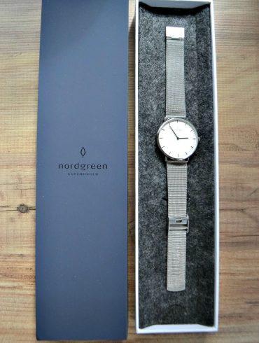 Nordgreen Native Silver Watch