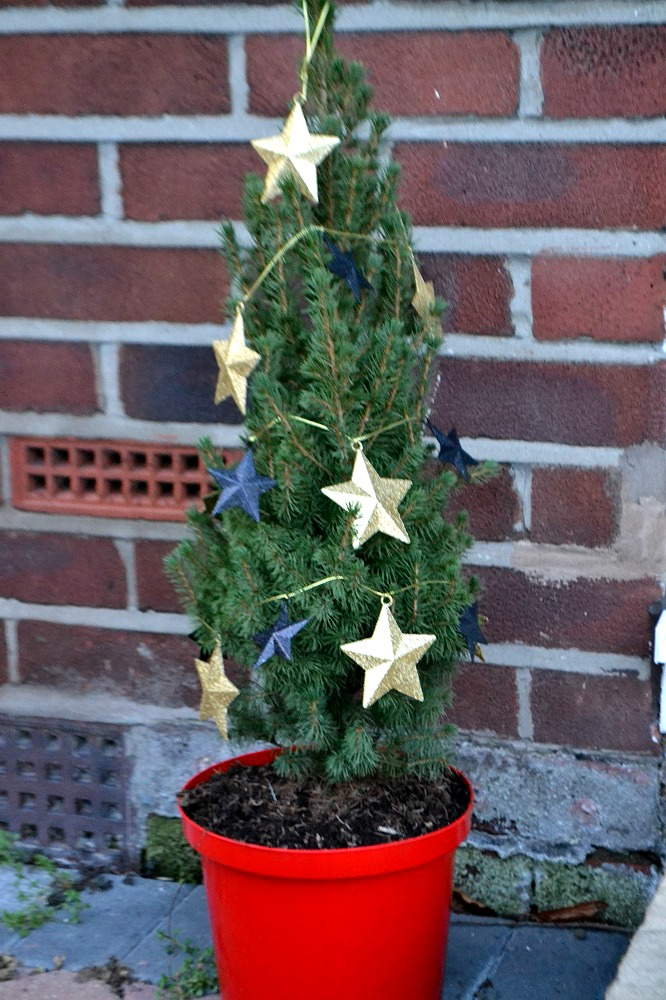 Our Christmas Tree And Decorations 2017 Tidylife
