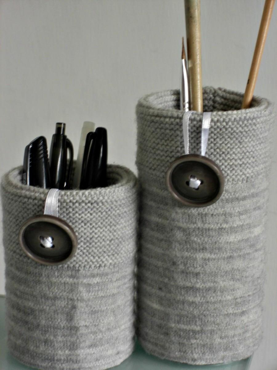 crafty pen pots