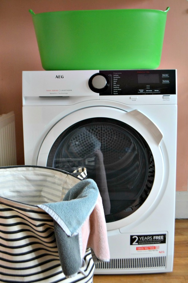 AEG Tumble Dryer Review