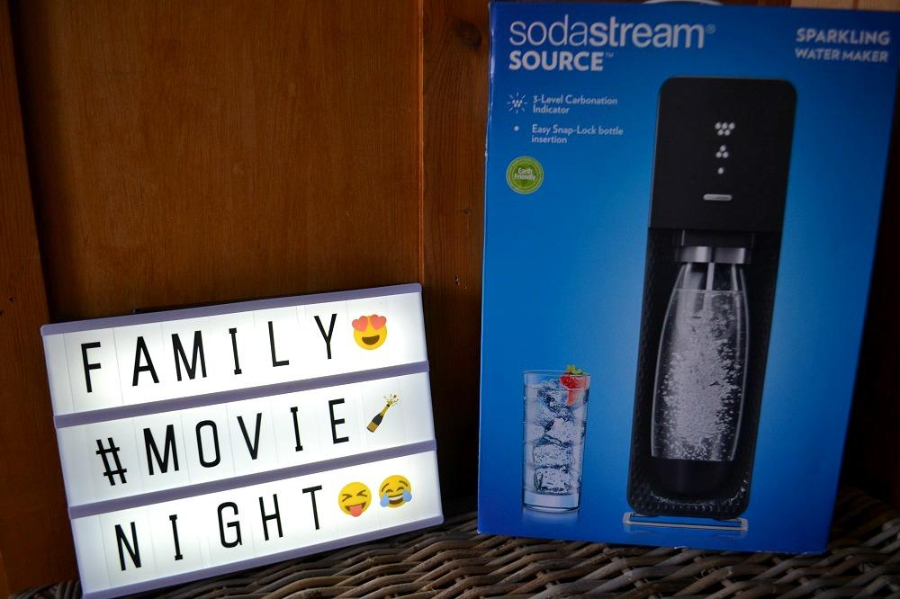Movie night props