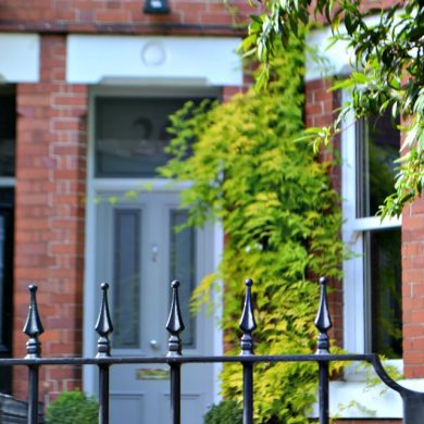 South Manchester period property