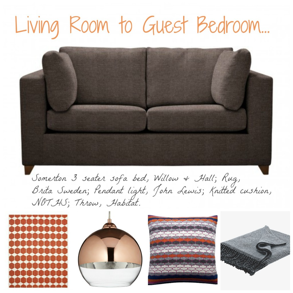 Sofa Beds From Willow U0026 Hall + Win A Pair Of Beautiful Handmade Cushions