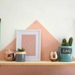 DIY A Simple Hanging Shelf