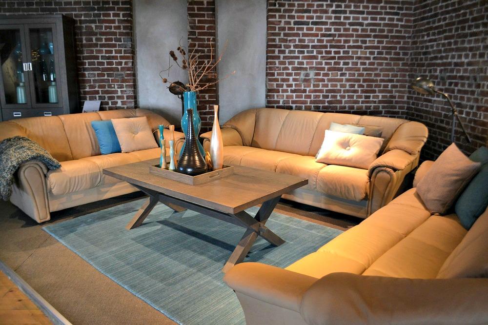 Luxury leather sofas Stressless