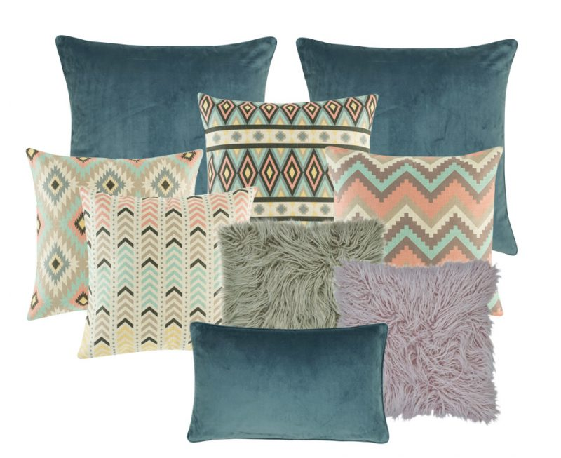 Boho cushion collections