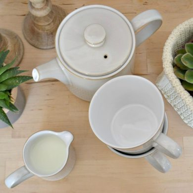 Win Denby Tea Set