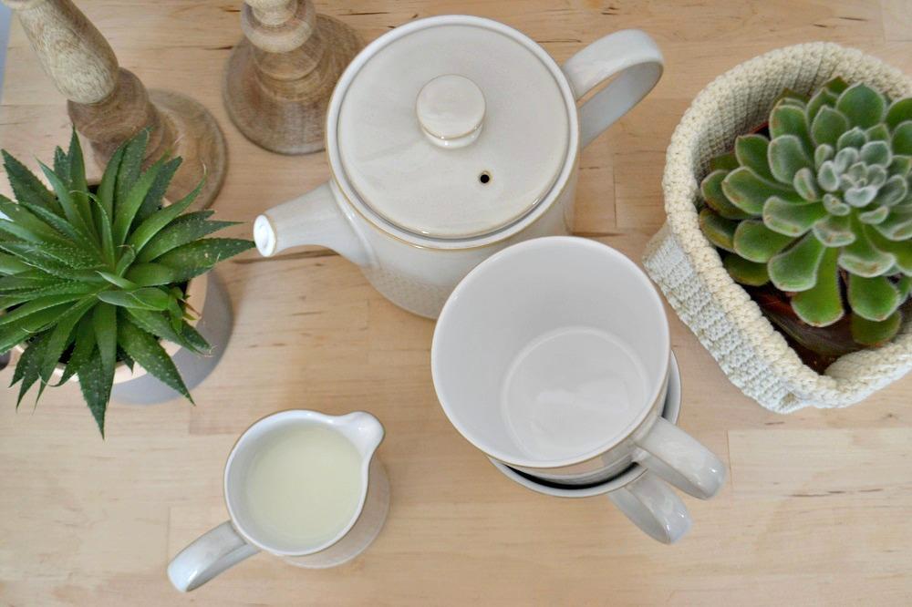 Win Denby Tea Set