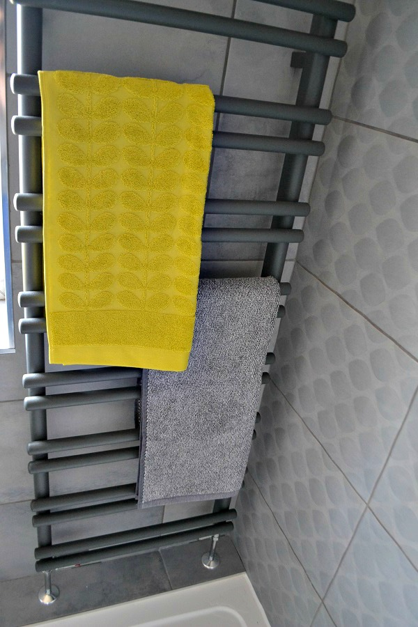 Orla Kiely towel TK Maxx