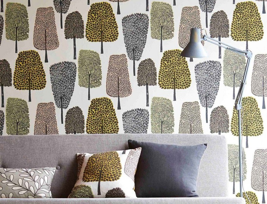 5 Ways to get Creative with Wallpaper