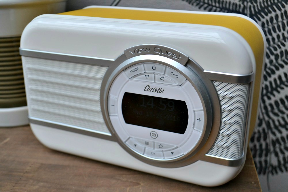 VQ Christie Radio review