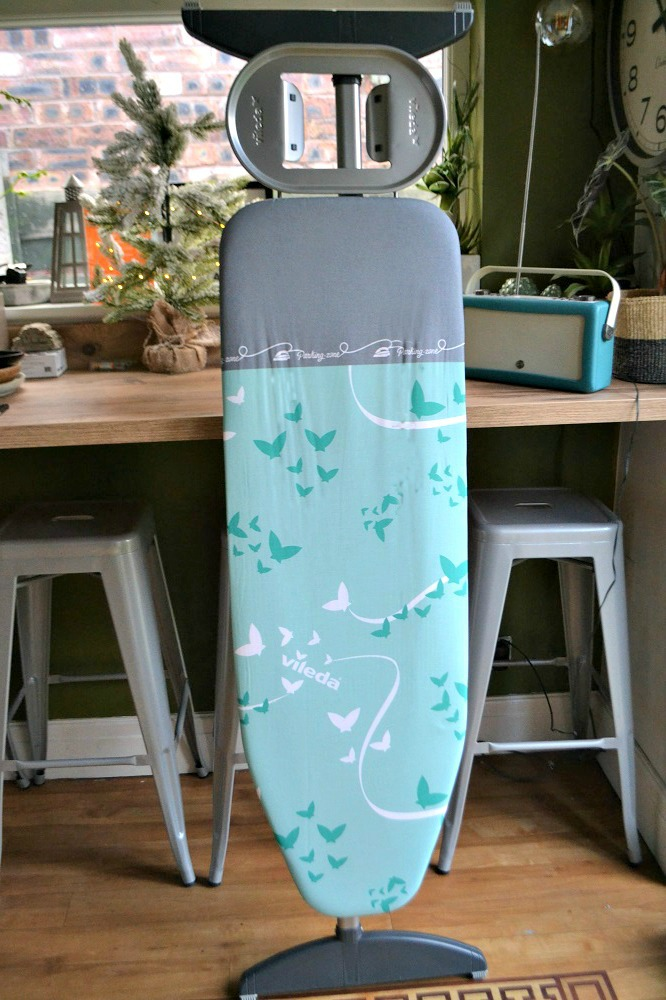 Review: Vileda Park & Go Ironing Board