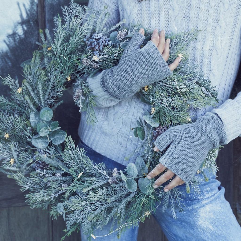 White Company Wreath