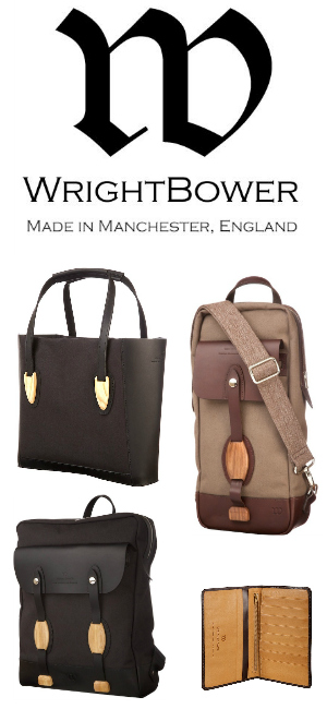 Exclusive Promo Code: Save 20% off all Online Pricing at Luxury Leather Goods Manufacturer WrightBower.