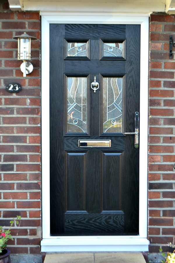 Our Yale Composite Door One Year On & Our Yale Composite Door One Year On - #tidylife