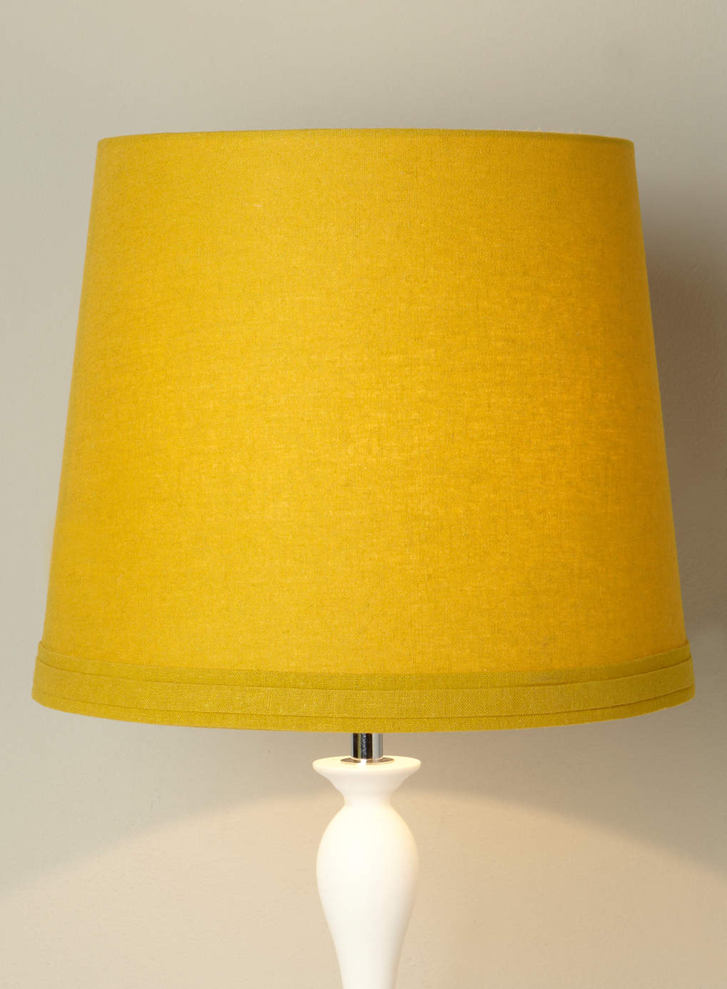 Bhs Wall Lamp Shades : Yellow shade - #tidylife