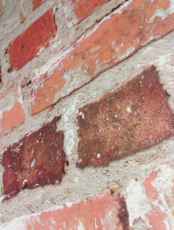 brick close up