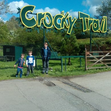 Crocky Trail review