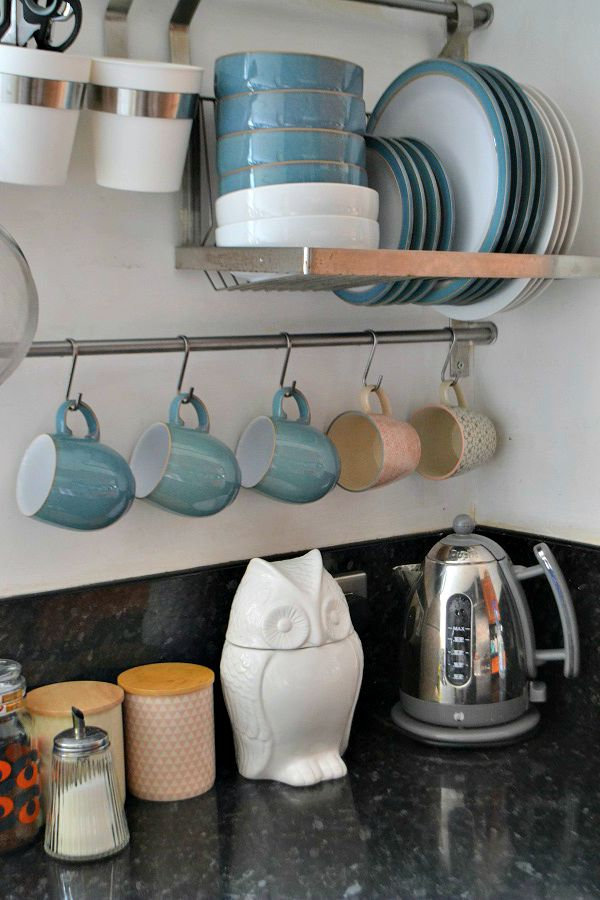 Denby Azure Review ... & Review: Azure Dinnerware from Denby - tidy away today