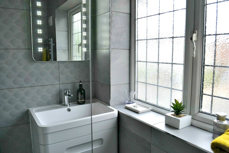 LED Bathroom Mirror Manchester