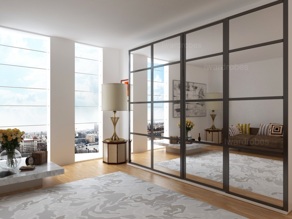 Unique Benefits Of Mirrored Sliding Wardrobes Tidylife
