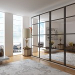 Unique benefits of mirrored sliding wardrobes