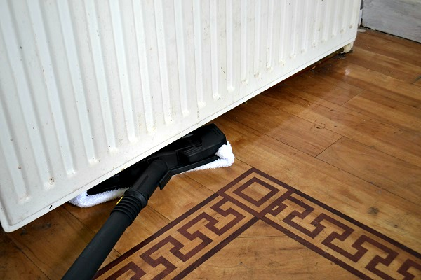 Kärcher floor cleaning