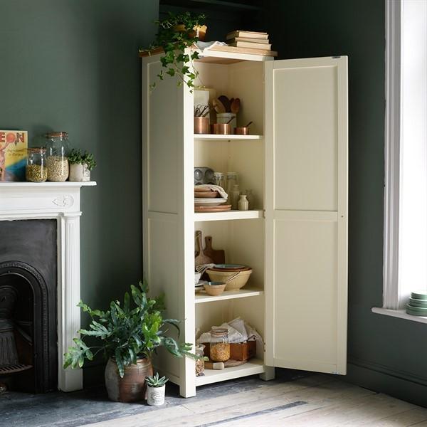Storage cupboard living room