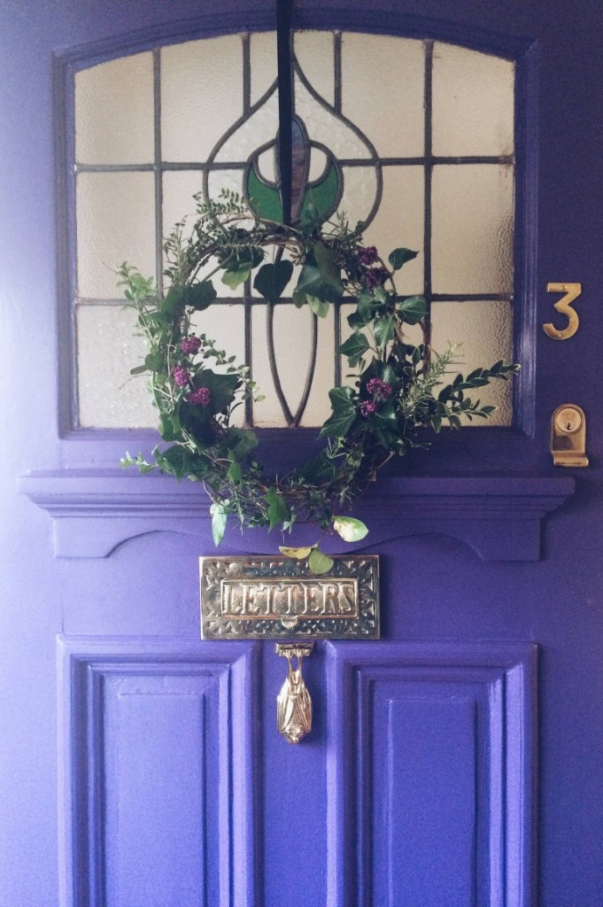 purple-front-door-brass-hardware-768x1155