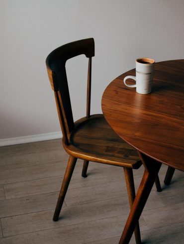 wooden furniture care
